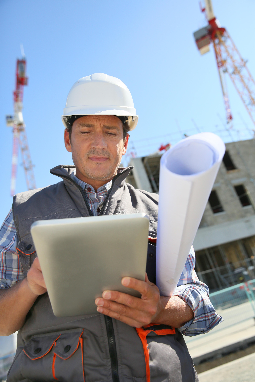 Digitale Kommunikation auf der Baustelle